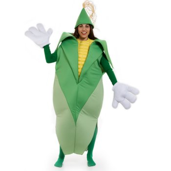 Corn on the Cob Funny costume idea