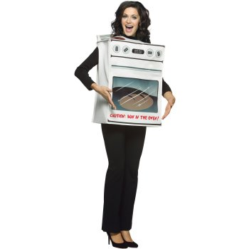 Bun In The Oven Funny costume idea