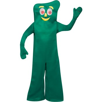 Gumby TV costume idea