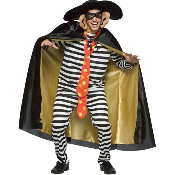 Hamburglar of McDonalds TV costume idea