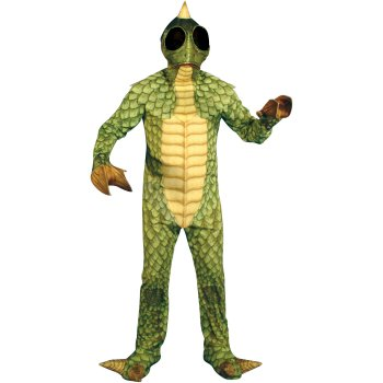 Sleestak Land of the Lost Plus Size costume idea