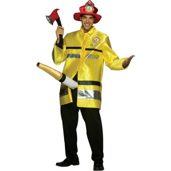 Fire Extinguisher Funny costume idea