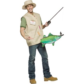 Catch of the Day Funny costume idea