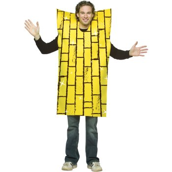 Yellow Brick Road Funny costume idea