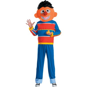Sesame Street Ernie Teen costume idea