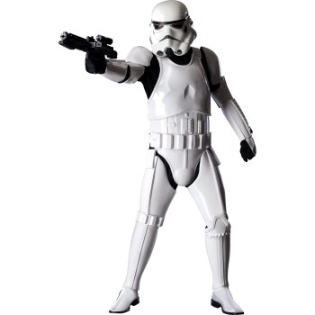 Storm Trooper Adult Men's costume idea
