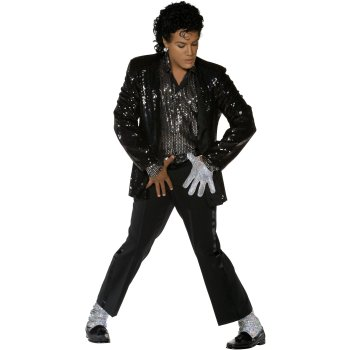 Michael Jackson Billie Jean TV costume idea