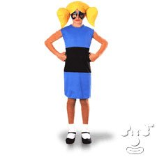 Powerpuff Girls Bubbles Kids costume idea