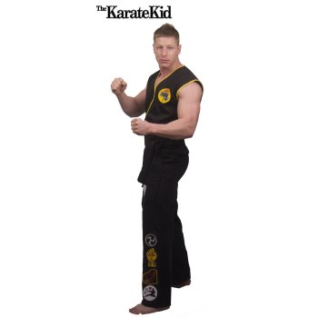 Cobra Kai Karate Kid Movie costume idea
