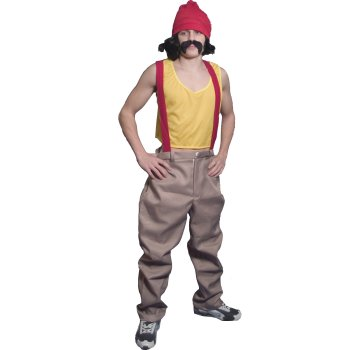 Cheech Movie costume idea
