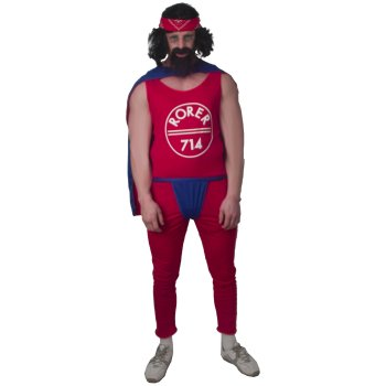 Chong Rocker Movie costume idea