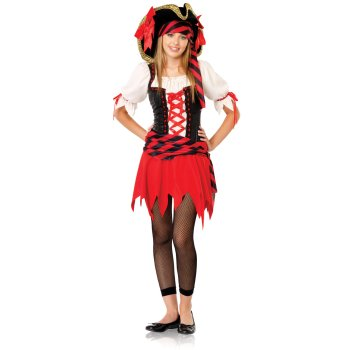 Pirate Teen costume idea