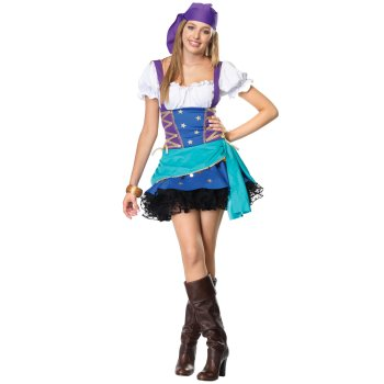 Gypsy Princess Teen costume idea