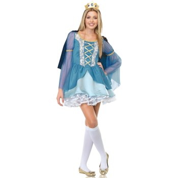 Enchanted Princess Teen costume idea