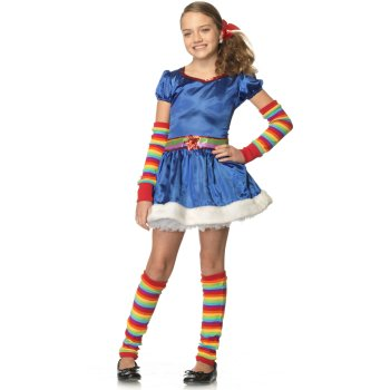 Rainbow Brite Kids costume idea