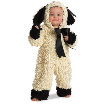 Lamb Infant Baby costume idea