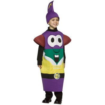 Larry Boy of Veggie Tales Childrens TV costume idea