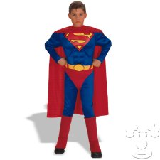 Superman Kids costume idea