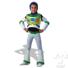 Buzz Lightyear Children's Disney costume idea