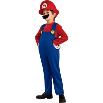 Mario of Super Mario Bros. Childrens Movie costume idea