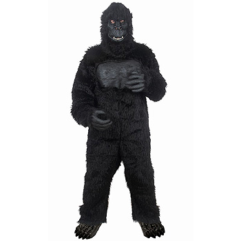 Gorilla Adult Funny costume idea