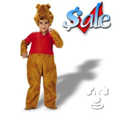 Winnie The Pooh Children's Disney costume idea