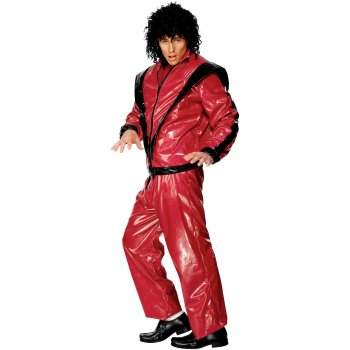 Michael Jackson Thriller TV costume idea