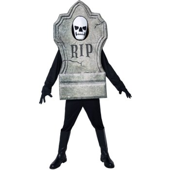 Gravestone Scarry costume idea