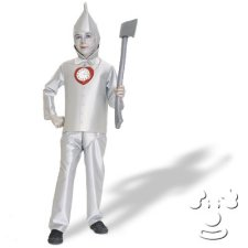 Tinman from Wizard of Oz Kids costume idea