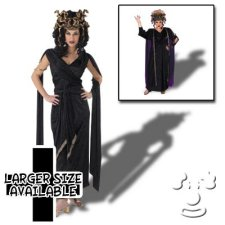 Medusa from Clash of the Titans Plus Size costume idea