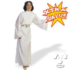 Princess Leia from Star Wars Adult Women's costume idea