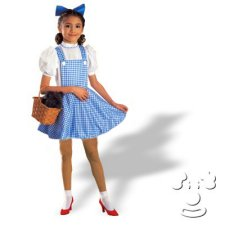 Dorothy from Wizard of Oz Kids costume idea