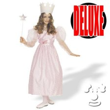 Glinda from Wizard of Oz Kids costume idea