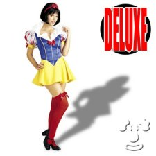 Sexy Disney Snow White costume idea