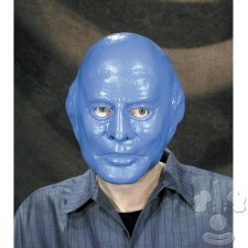 Blue Man Group Famous costume idea
