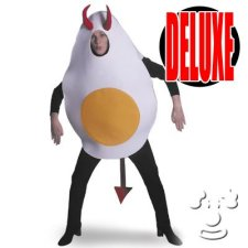 Deviled Egg Adult Funny costume idea
