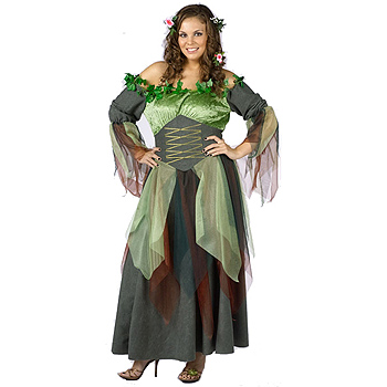 Mother Nature Adult Classic costume idea