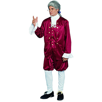 Ben Franklin Adult Classic costume idea