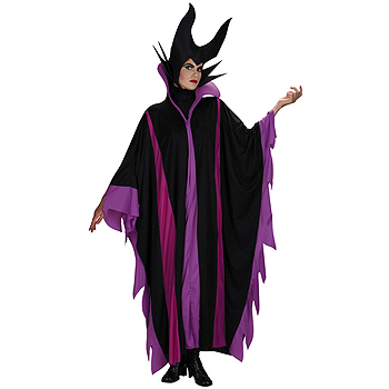 Maleficent of Sleeping Beauty Deluxe Adult costume idea