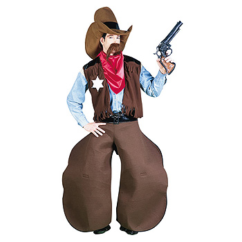 Cowboy Adult Funny costume idea