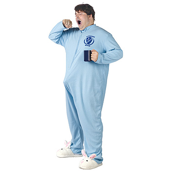 Pajamas Adult Classic costume idea