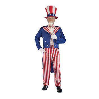 Uncle Sam Adult Classic costume idea