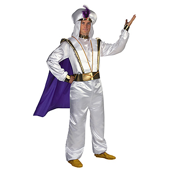 Aladdin Disney Adult costume idea