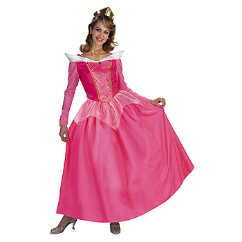 Aurora Sleeping Beauty Womens Adult costume idea