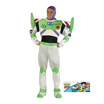 Buzz Lightyear Adult Deluxe costume idea