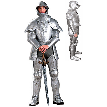 Knight in Shining Armor Adult Classic costume idea