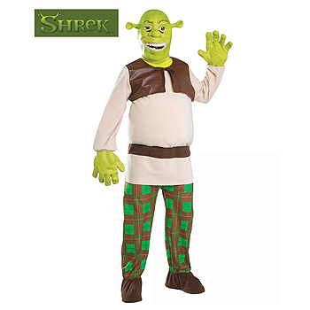 Shrek Adult Deluxe costume idea