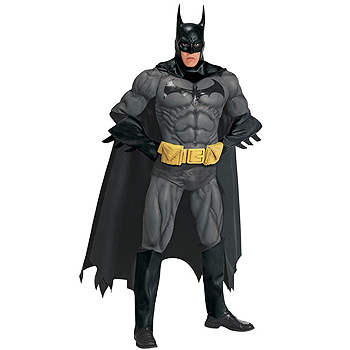 Batman Real Adult Deluxe costume idea