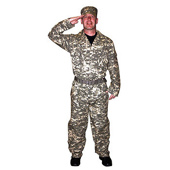 Army Adult Classic costume idea