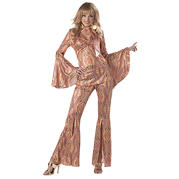 70's Disco Mama Adult Classic costume idea